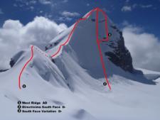 Bolivia 2019: Climbing Bolivian Peaks for Alzheimer's