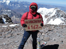 Aconcagua Update: Homeward Bound?