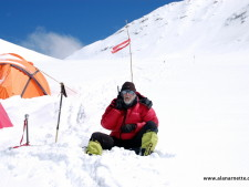 Audio Dispatch from Mt. Vinson: Waiting at Low Camp