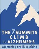 7 Summits CLimb for Alzheimers