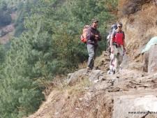 Class 1 in the Khumbu