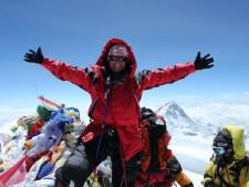 Iza Smolokowska, South (Adventure Consultants)