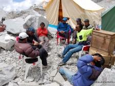 Everest 2014: Violence, Threats, Intimidation