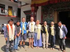 Adventure Global Everest 2014 in Thamel