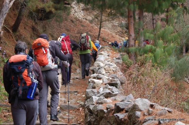 Khumbu Trekking