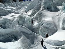 everest icefall popcorn