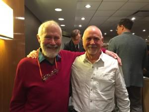 Meeting Sir Chris BoningtonMeeting Sir Chris Bonington