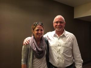Meeting Melissa Arnot