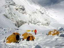 Camp 2 at 21,500'