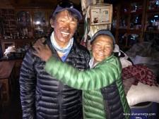Kami and Lhapka Sherpa