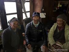 Kami Sherpa and family