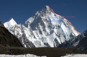 K2 routes