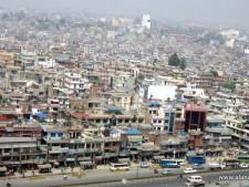 Kathmandu Arrival 2016
