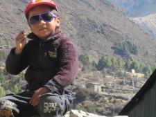 Fonzi of the Khumbu