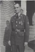 James B Arnette 1940 Army
