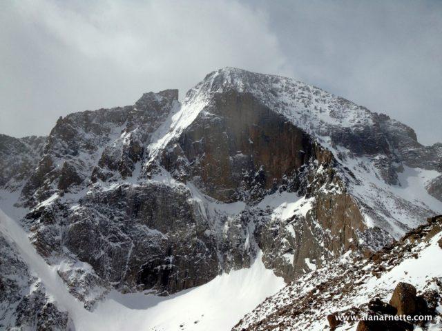 Longs Peak Diamond