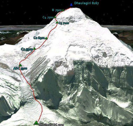 dhaulagiri_climbing_map