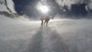 Wind on Everest by Jim Davidson for alanWind on Everest by Jim Davidson for alan