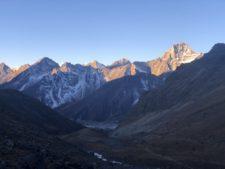 Island Peak 2018: Crossing the Cho La