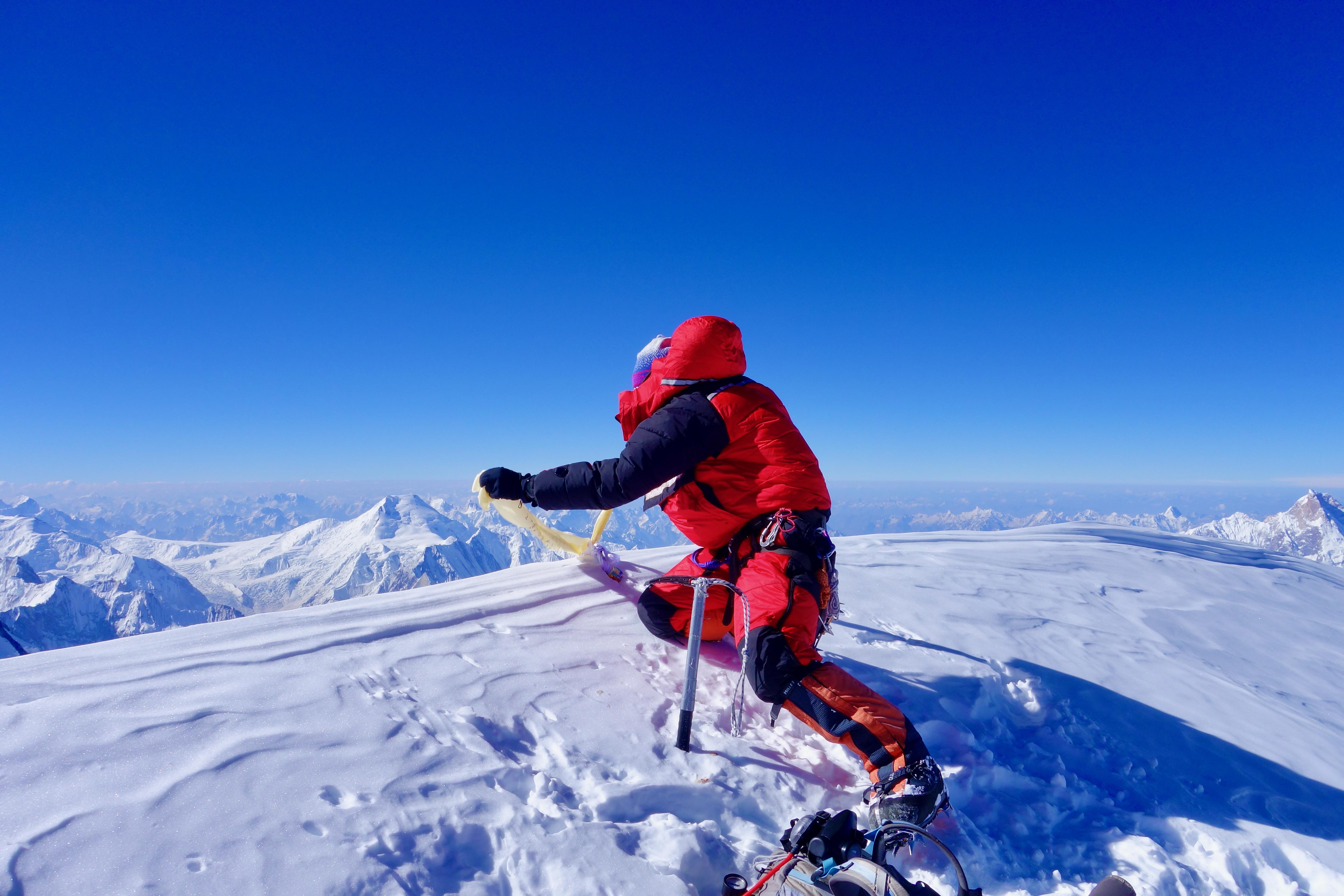 K2 Summit 2014 © www.alanarnette.com