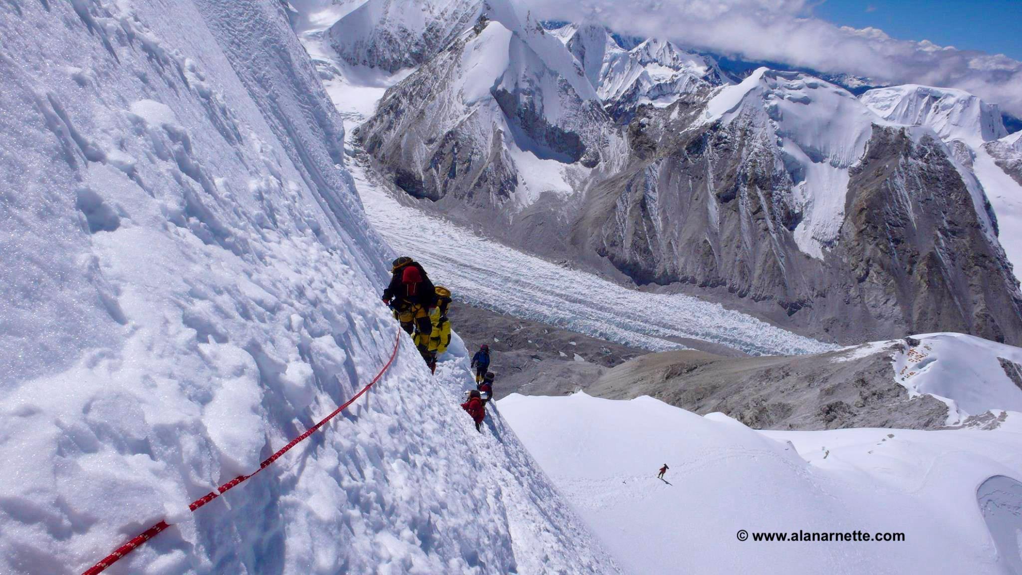 K2 Traverse 2014 © www.alanarnette.com
