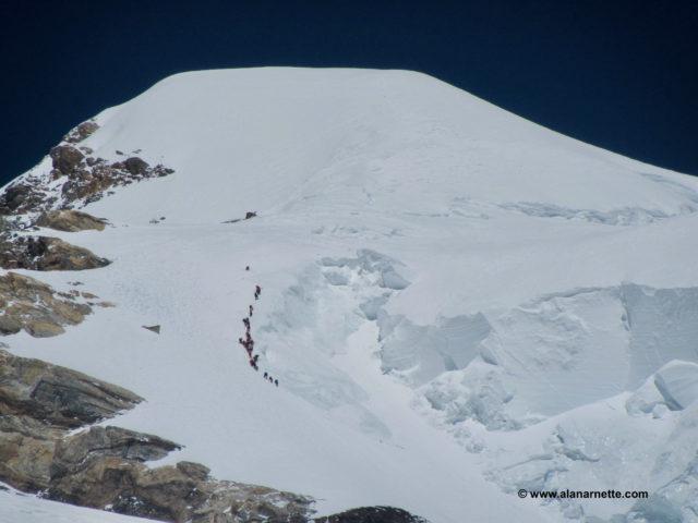 K2 Climbers 2014. © www.alanarnette.com