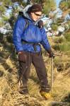 Colorado 14er winter climbing clothes